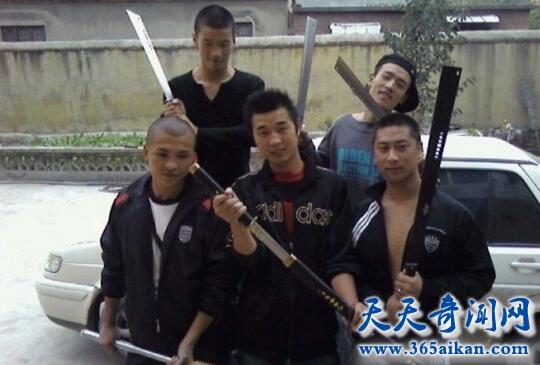 深度揭秘中国的黑社会有哪些?可能大部分你都很熟悉!